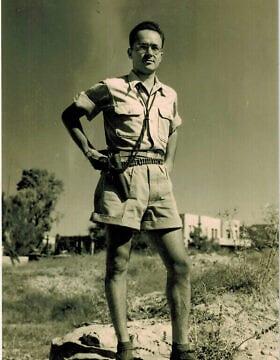 מרדכי צ'רטוף (צילום: באדיבות דניאל צ'רטוף)