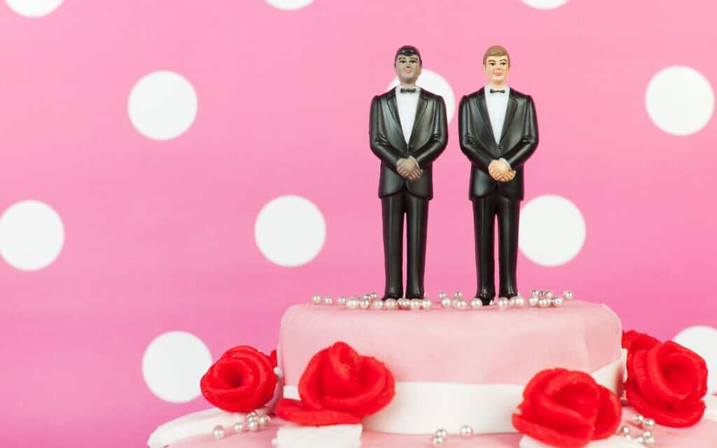 שיוויון בנישואים (צילום: iStock-IvonneW)