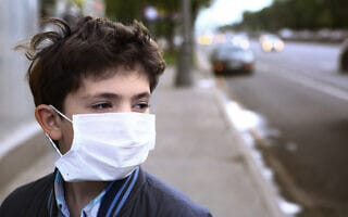 זיהום אויר (צילום: iStock-Ulianna)