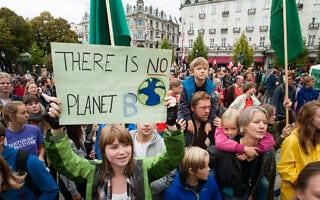 אקטיביזם סביבתי (צילום: iStock-rrodrickbeiler)