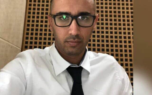 עורך הדין מוחמד אבו עובייד (צילום: עביר אל סאנה)