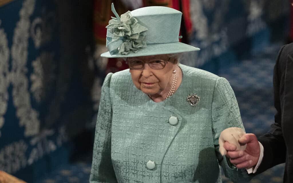 מלכת בריטניה, אליזבת השנייה (צילום: AP Photo/Matt Dunham, Pool)