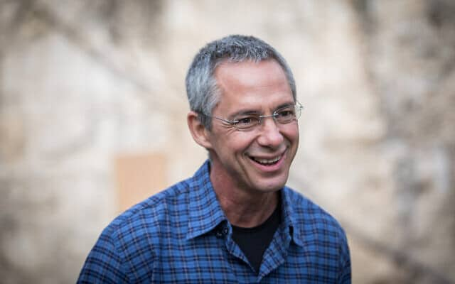 גלעד שרון בירושלים, 2018 (צילום: יונתן זינדל, פלאש 90)