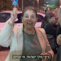 מתוך סרטו של אבישי בן-חיים, ״ישראל השנייה״ (צילום: צילום מסך, חדשות 13)