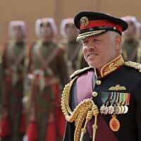 מלך ירדן עבדאללה (צילום: AP Photo/Raad Adayleh)