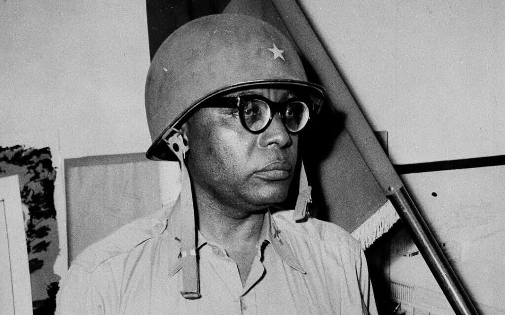 פאפא דוק, 1958 (צילום: AP)