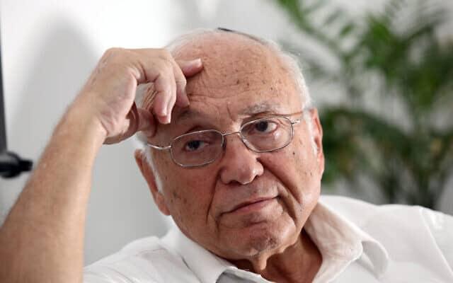 שר המשפטים דאז יעקב נאמן, ב-2009 (צילום: יוסי זמיר/פלאש90)