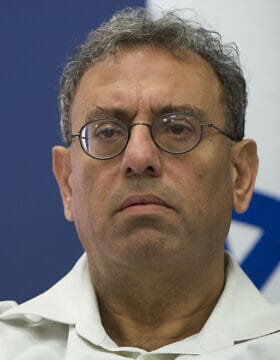 חזי צאיג (צילום: Yonatan Sindel/Flash90)