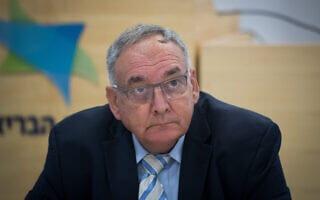 זאב רוטשטיין (צילום: יונתן סינדל/פלאש90)