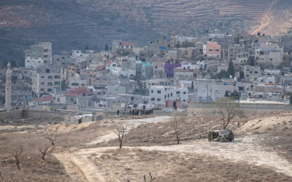 הגדה המערבית, ארכיון (צילום: Sraya Diamant/Flash90)
