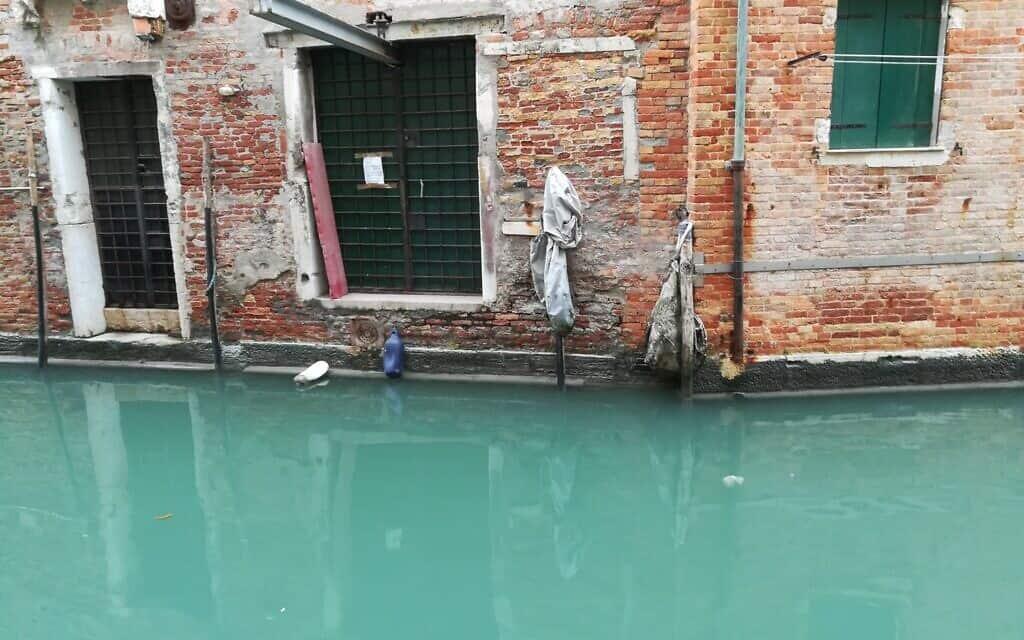 ונציה, דצמבר 2019 (צילום: ג'ובאני ויגנה)