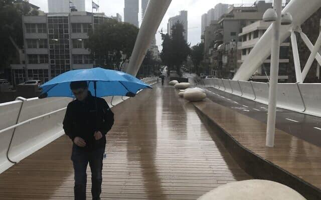 גשר יהודית (צילום: אמיר בן-דוד)