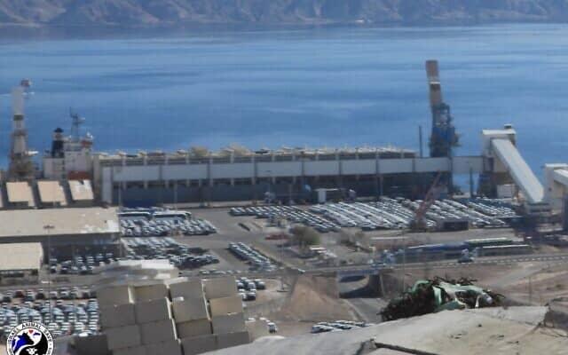 נמל אילת (צילום: ישראל נגד משלוחים חיים)