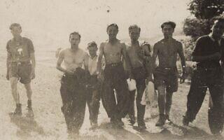 חברי רזיסטאנס צעירים, בהוט-לואר, צרפת (צילום: מוזיאון זכר השואה בפריז\ רונלד רוסבוטום)