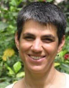 """ד""""ר אפרת מורין (צילום: האוניברסיטה העברית)"""