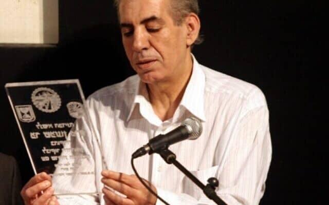 אלי מויאל, ראש עיריית שדרות לשעבר (צילום: Flash90)