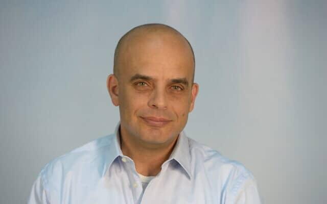 דן אלדד (צילום: דוברות משרד המשפטים)