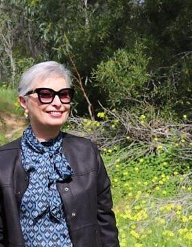 סאלי לוי, מנכ״לית מניב, תאגיד המים של ראשון לציון (צילום: עיריית ראשל״צ)