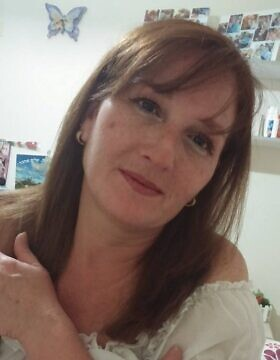 עליזה שפק ז״ל. נרצחה על ידי בעלה