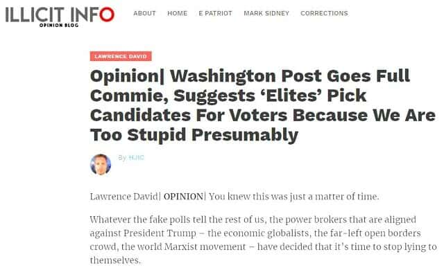 כותבת תגובה על המאמר בוושינגטון פוסט