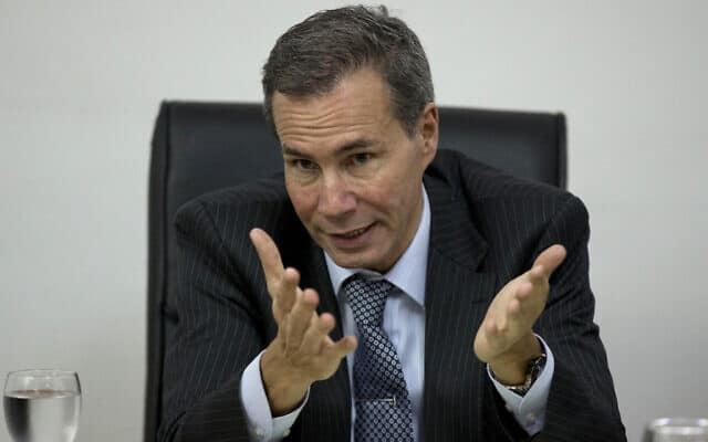 אלברטו ניסמן (צילום: AP Photo/Natacha Pisarenko, File)