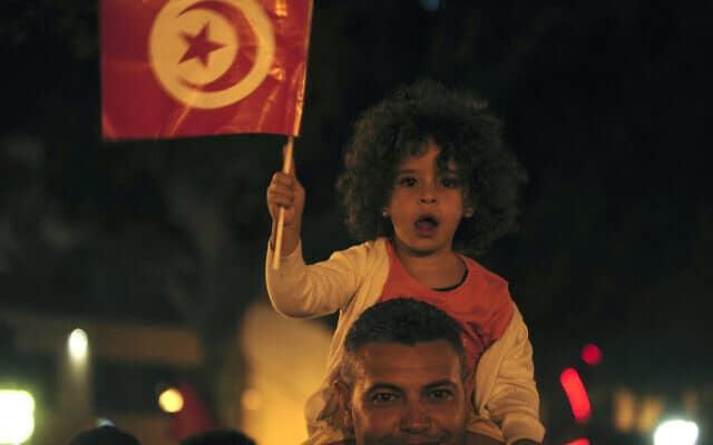 הבחירות לנשיאות תוניסיה, ארכיון (צילום: AP Photo/Hassene Dridi)