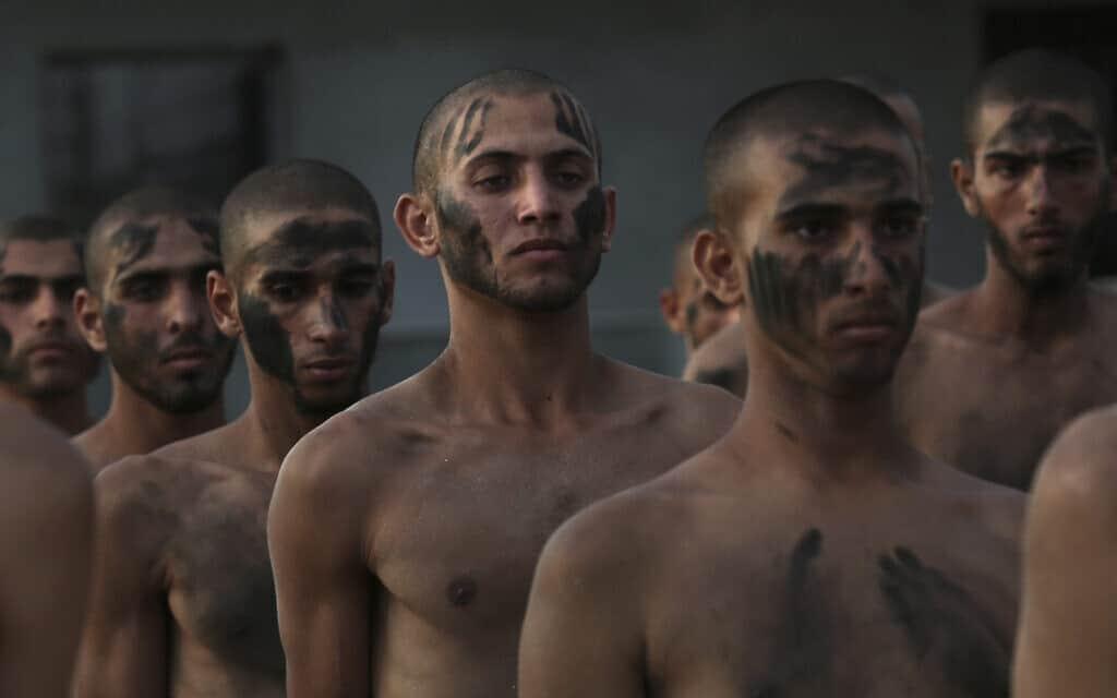 Palestinians Hamas Daily Life (צילום: AP Photo/Adel Hana)