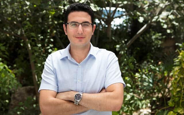 אמיר פאח'ורי (צילום: באדיבות בית הספר לשלום)