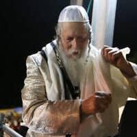 אליעזר ברלנד (צילום: דוד כהן, פלאש 90)