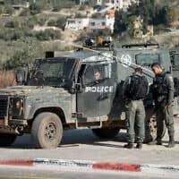 לוחמי משמר הגבול, ארכיון; למצולמים אין קשר לידיעה (צילום: שריה דיאמנט, פלאש 90)
