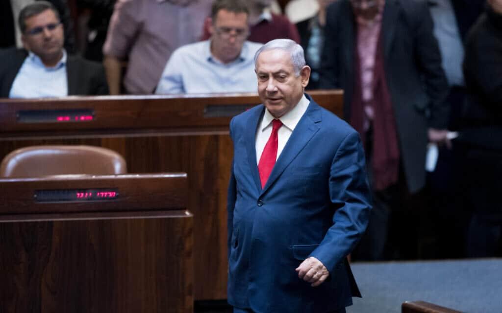 ראש הממשלה נתניהו (צילום: יונתן זינדל, פלאש 90)