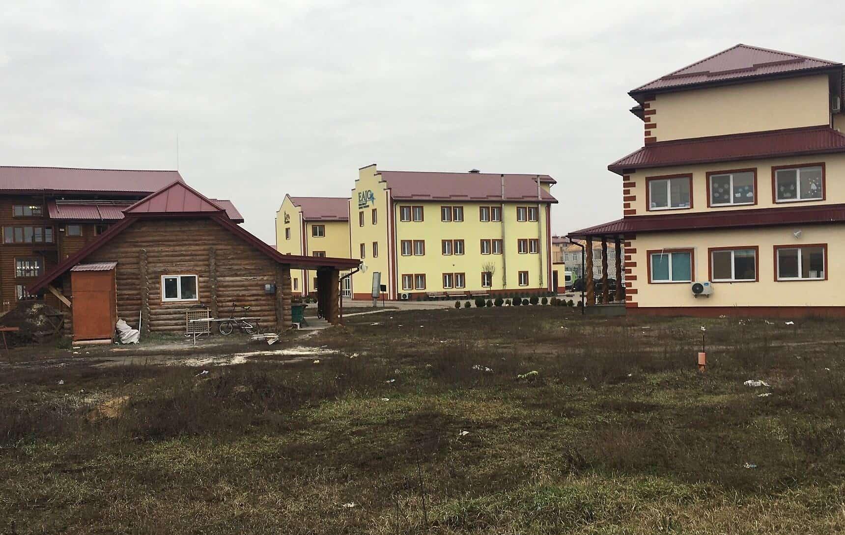 הכפר היהודי-אוקראיני אנטבקה, 14 בינואר 2020 (צילום: סימונה ויינגלס)