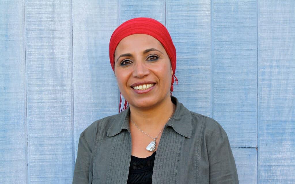 אמל אלסאנע אלחג'וג' (צילום: INF)