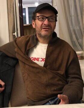 ארנולד קרמנצ'וצקי בקייב, אוקראינה, 13 בינואר 2020 (צילום: סימונה ויינגלס)