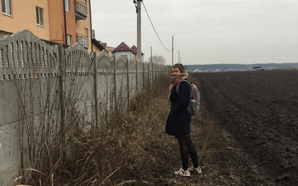 מסביב לגדר של אנטבקה, 14 בינואר 2020 (צילום: סימונה ויינגלס)