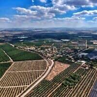 עמק חפר (צילום: גיא שמואלי)