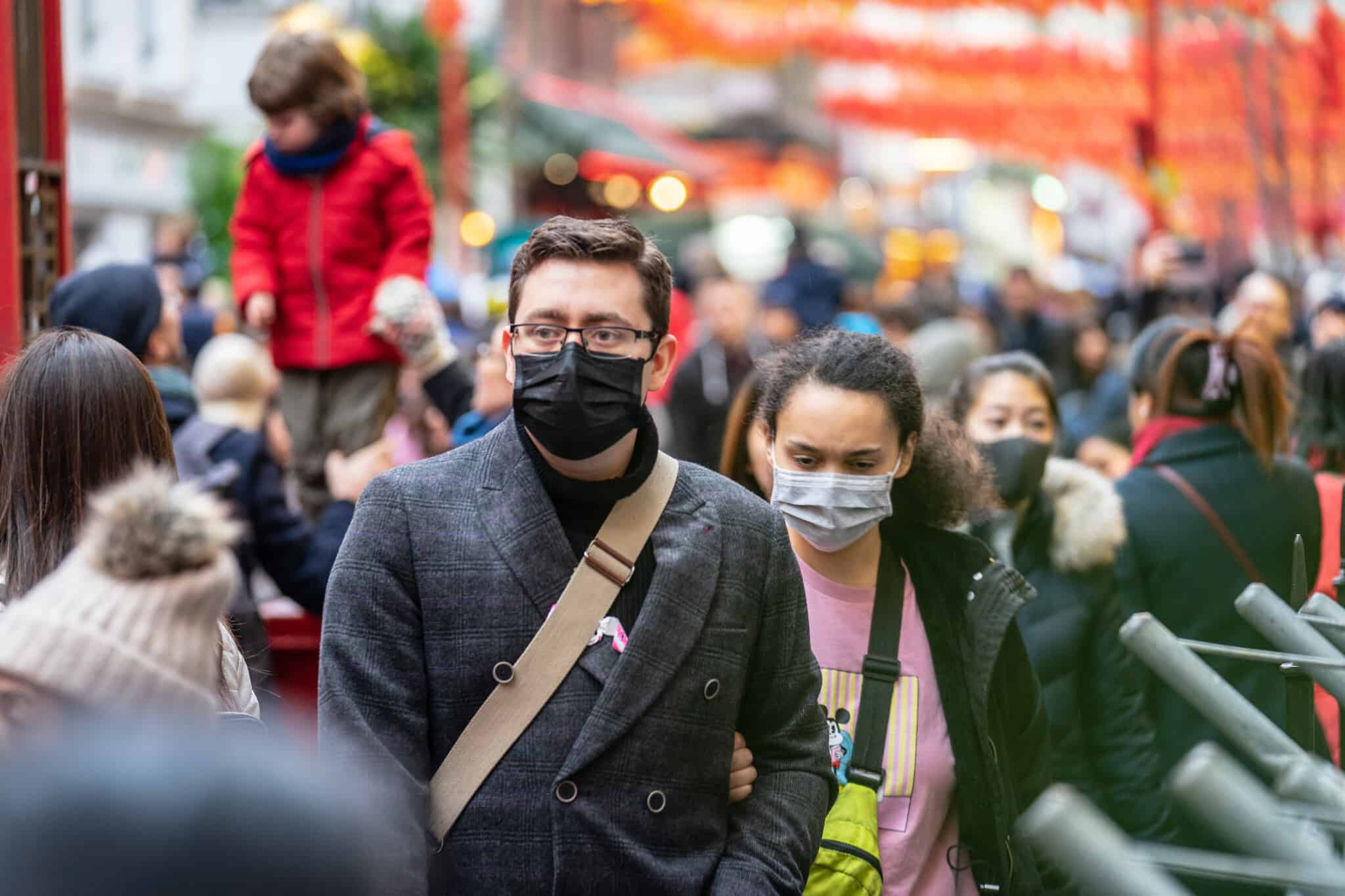בהלת קורונה בסין, אילוסטרציה (צילום: Powerofflowers istockphoto)