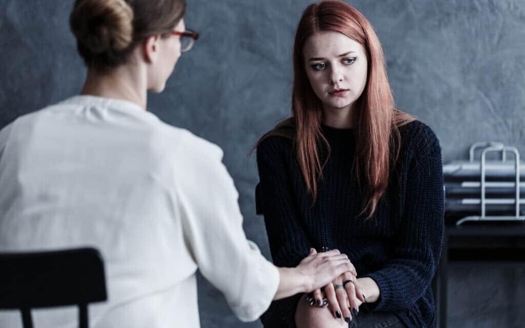 טיפול נפשי, אילוסטרציה (צילום: iStock-KatarzynaBialasiewicz)