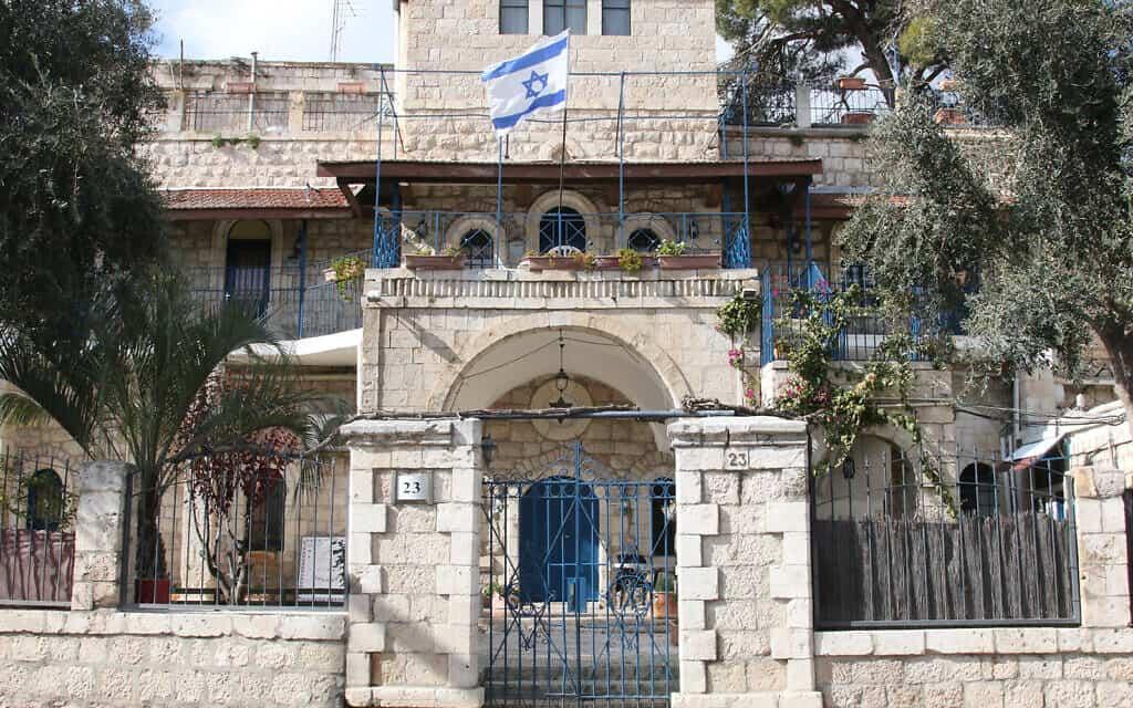הבניין המאכלס את פעילות עמותת רמאר מספרד, שנוסדה ב-1982 על ידי מהמר שחזר למוטב, ופועלת לסיוע לאנשים הנמצאים בשולי החברה (צילום: שמואל בר-עם)
