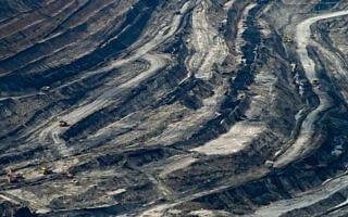 הפקת נפט מפצלי השמן בעדולם (צילום: אדם טבע ודין)