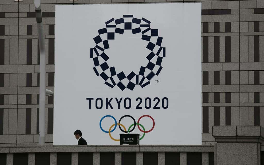 ההכנות לאולימפיאדה בטוקיו (צילום: AP Photo/Jae C. Hong)