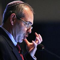 פרופ׳ דוד פסיג (צילום: משה שי/פלאש90)