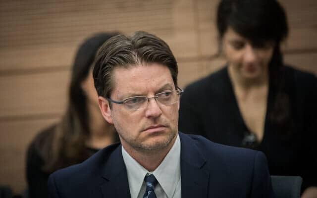 """מנהל בתי המשפט, ד""""ר יגאל מרזל (צילום: יונתן זינדל/פלאש90)"""
