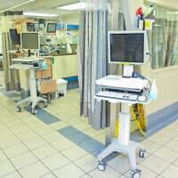 המרכז הרפואי איכילוב בתל אביב, ארכיון (צילום: פלאש 90)
