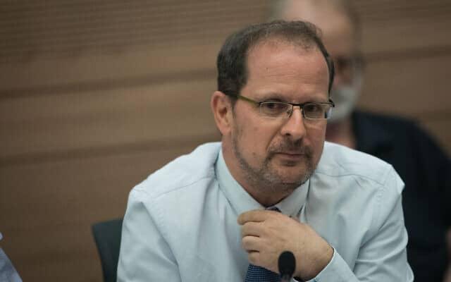 המשנה ליועץ המשפטי לממשלה רז נזרי (צילום: יונתן זינדל/פלאש90)