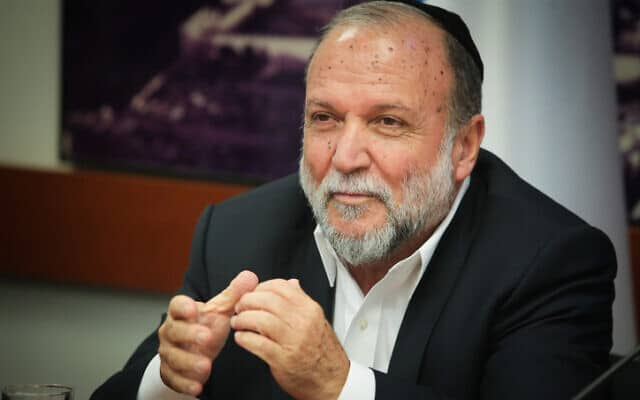 יצחק כהן (צילום: פלאש 90)