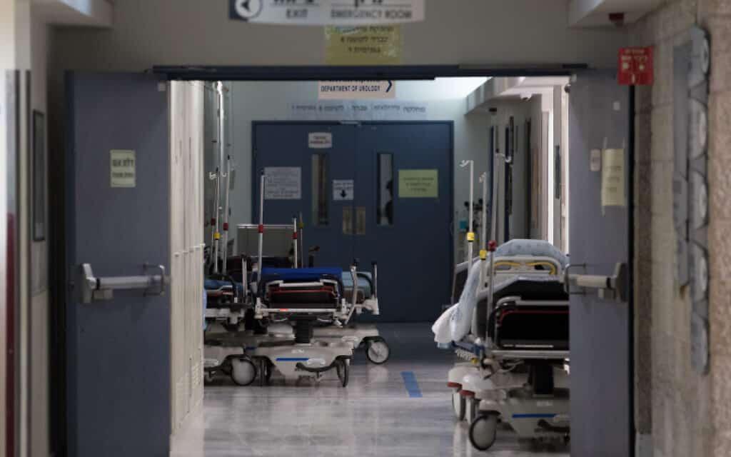 בית חולים, ארכיון (צילום: נתי שוחט, פלאש 90)