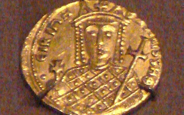 מטבע מתקופת אירנה האתונאית