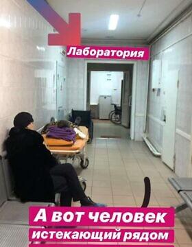 קורונה ברוסיה (צילום: צילום מסך מתוך האינסטגרם)
