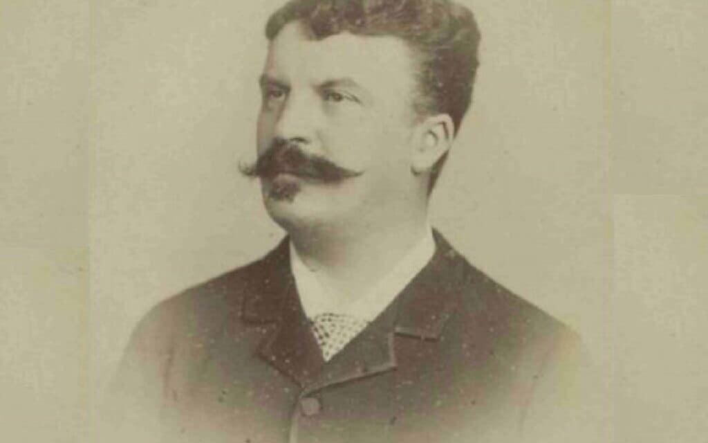 גי דה מופאסאן (צילום: ויקיפדיה, Tucker Collection - provin)
